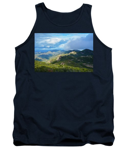 Backbone Trail Santa Monica Mountains Tank Top