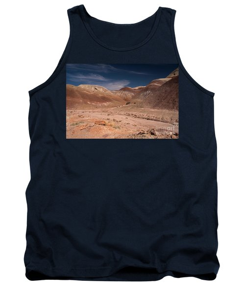 Badlands Near Hanksville Utah Tank Top