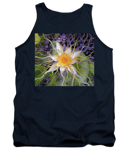 Bali Dream Flower Tank Top