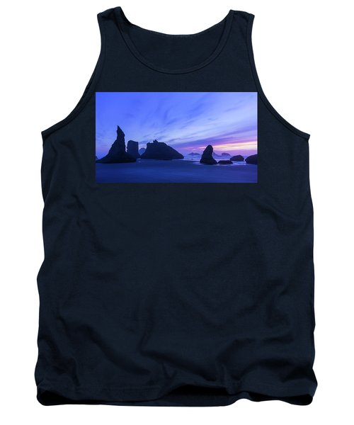 Bandon Blue Hour Tank Top