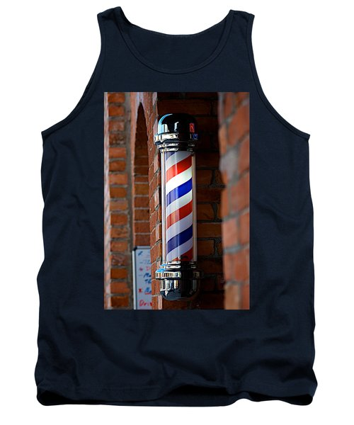 Barber Pole Tank Top