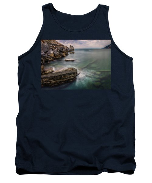 Bay Of The Gulf Of Poets Tank Top