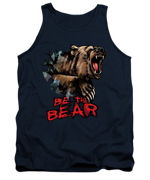 Be The Bear Tank Top