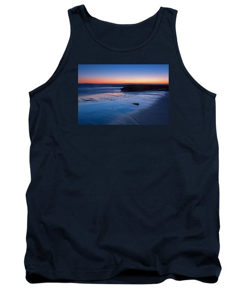 Beach View  Tank Top by Catherine Lau