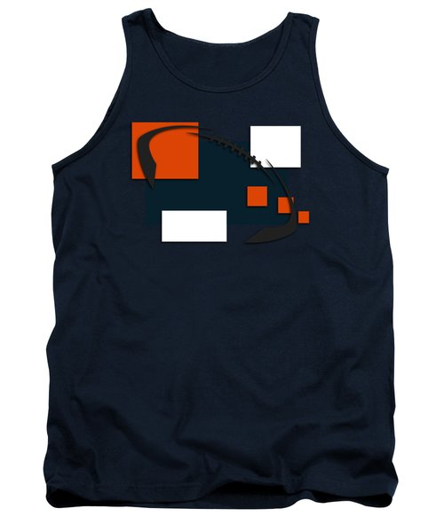 Bears Abstract Shirt Tank Top by Joe Hamilton