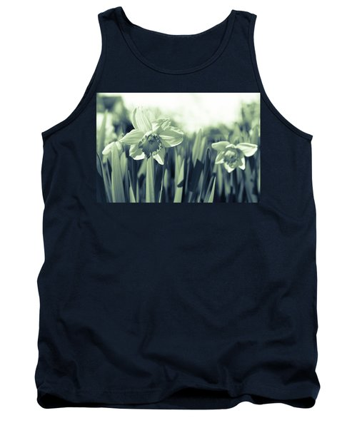 Beautiful Daffodil Tank Top