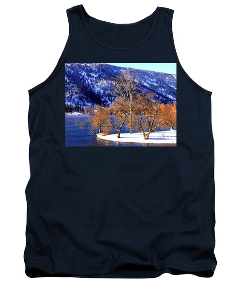 Tank Top featuring the photograph Beautiful Kaloya Park by Will Borden