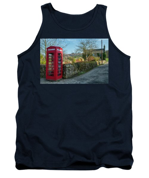 Tank Top featuring the photograph Beautiful Rural Scotland by Jeremy Lavender Photography
