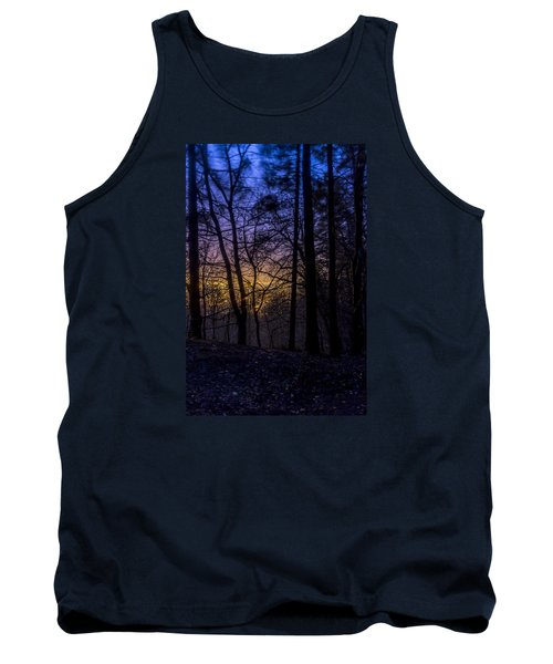 Belfast Through The Trees Part 1 Tank Top