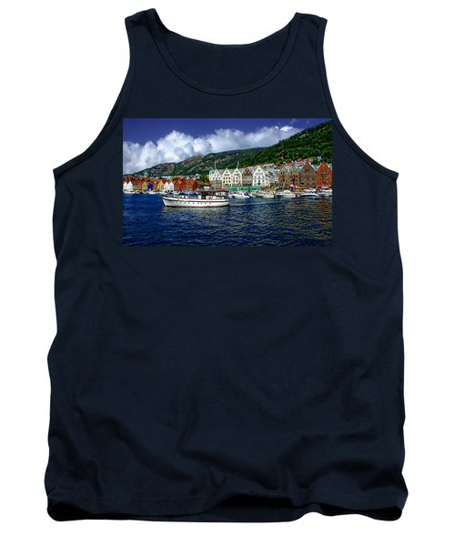 Bergen - Norway Tank Top