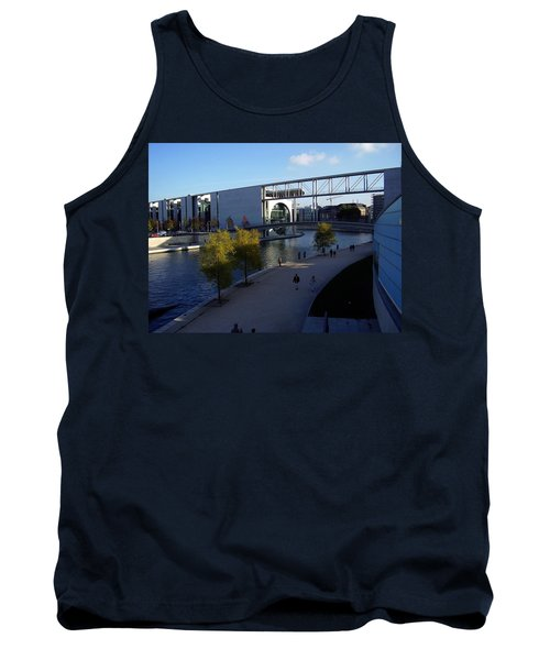 Berlin II Tank Top