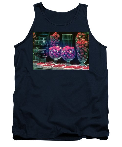 Berries In The Window Tank Top