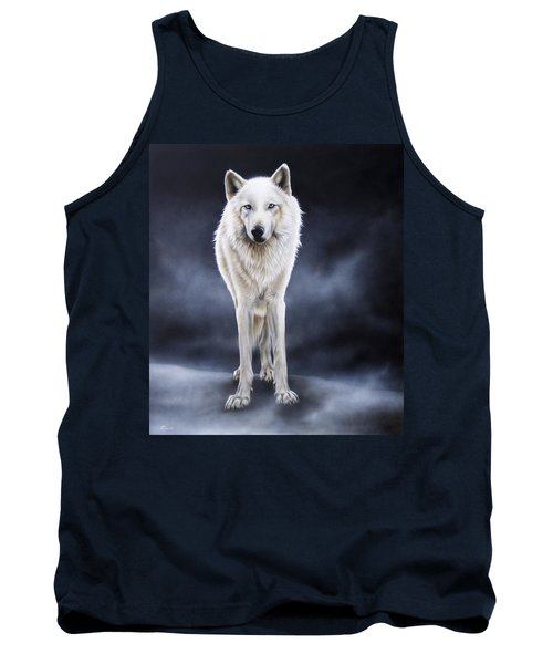 'between The White And The Black' Tank Top