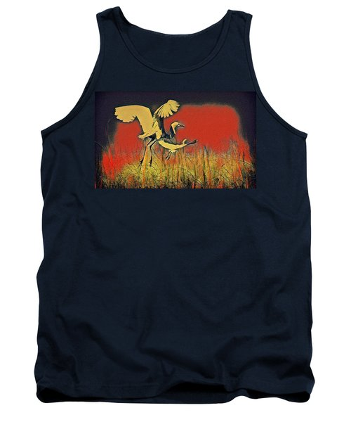 Bird Dreams Tank Top