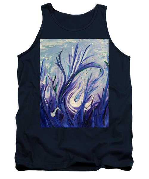 Birth Of Music Tank Top