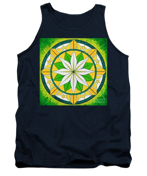 Blessings Of Kapayapaan/bendiciones De La Paz Tank Top