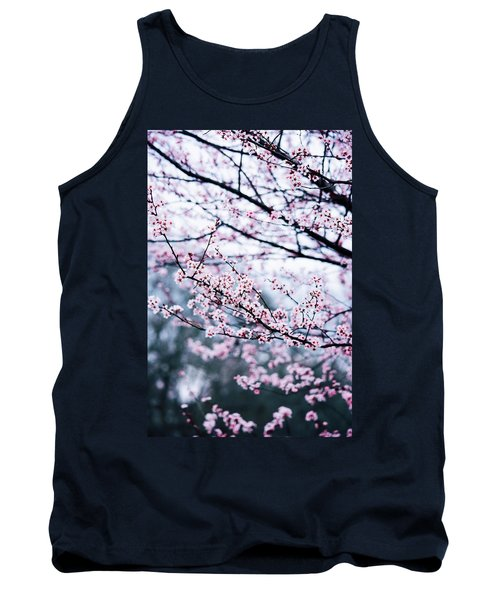 Tank Top featuring the photograph Blossoming Buds by Parker Cunningham