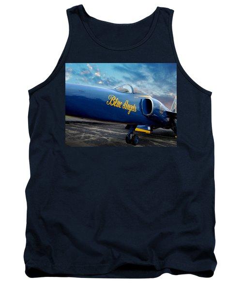 Blue Angels Grumman F11 Tank Top