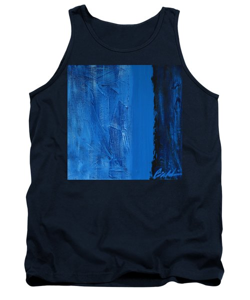 Blue Collar Tank Top