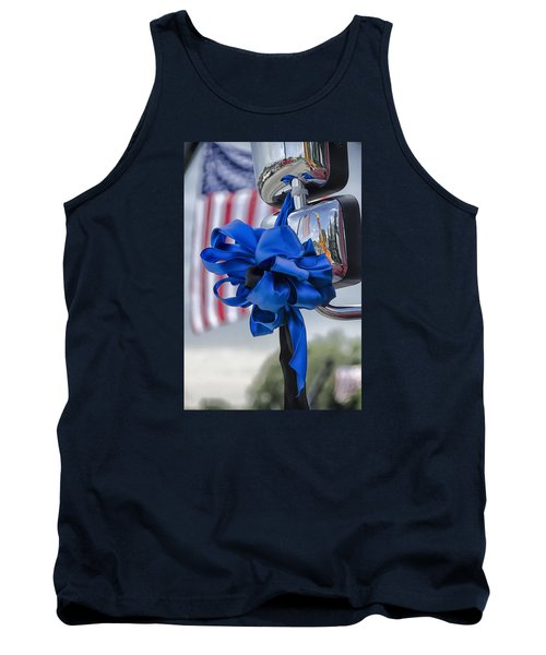 End Of Watch Tank Top