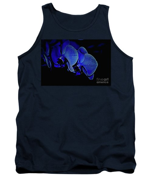 Blue Light Tank Top