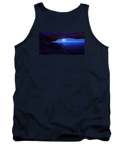 Blue Mesa Arch Tank Top
