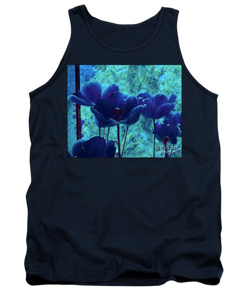 Blue Mood Tank Top
