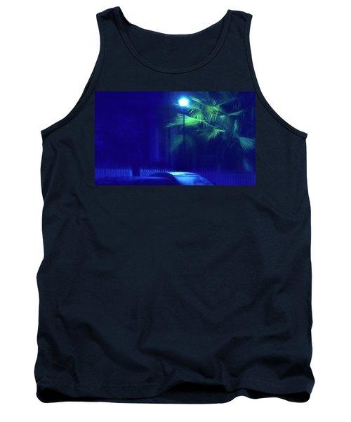Blue Morning Tank Top