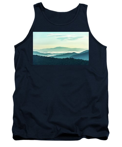 Blue Ridge Pastel Tank Top