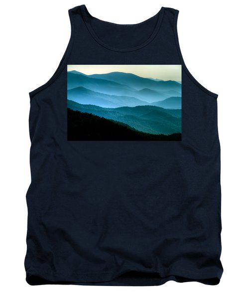 Blue Ridges Tank Top