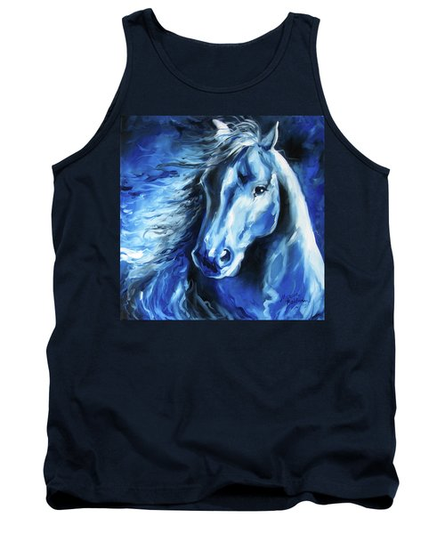 Blue Thunder  Tank Top