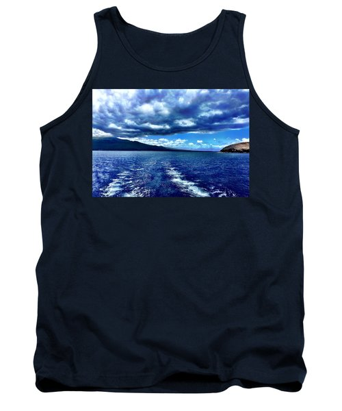 Boat View Tank Top by Michael Albright