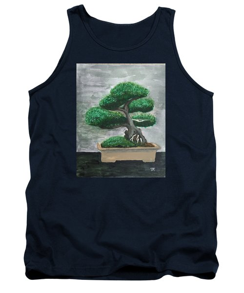 Bonsai #2 Tank Top