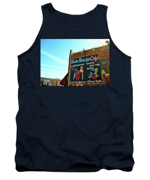 Boogie And Blues Tank Top by JAMART Photography