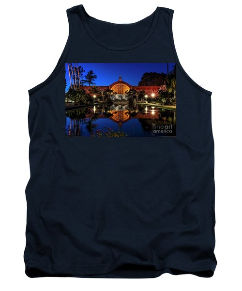 Botanical Gardens At Balboa Tank Top