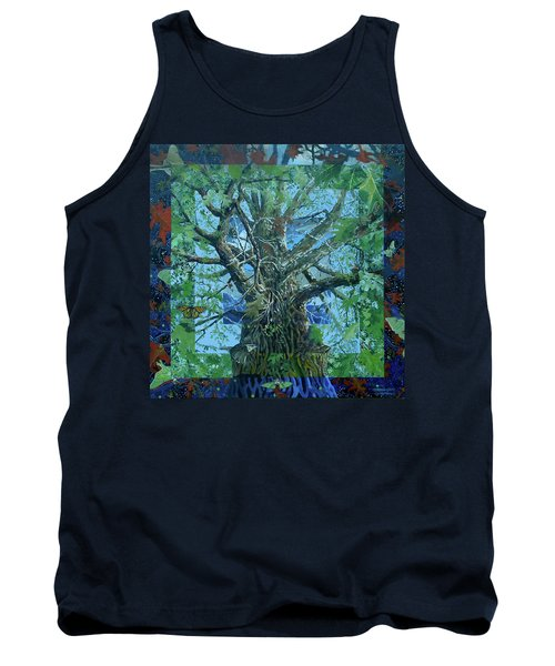 Boundary Series Xvi Tank Top