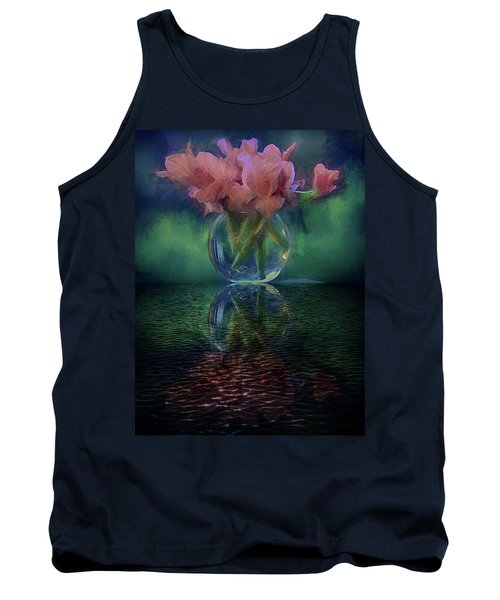 Bouquet Reflected Tank Top