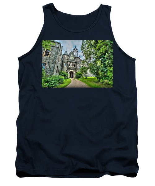 Tank Top featuring the photograph Braunfels Castle by David Morefield