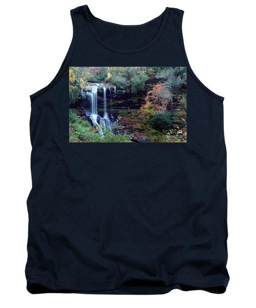 Bridal Veil Waterfalls Tank Top by Debra Crank