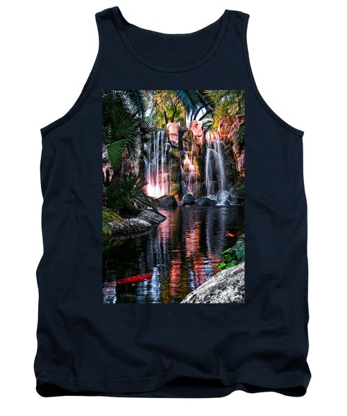 Bright Waterfalls Tank Top
