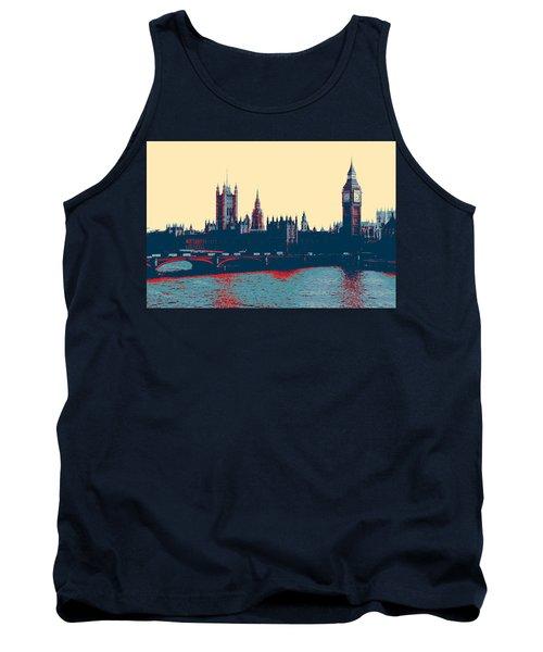 British Parliament Tank Top