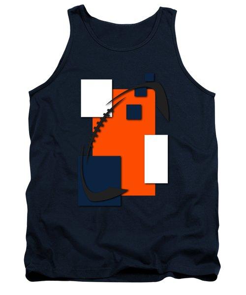 Broncos Abstract Shirt Tank Top