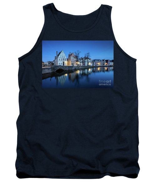 Magical Brugge Tank Top by JR Photography