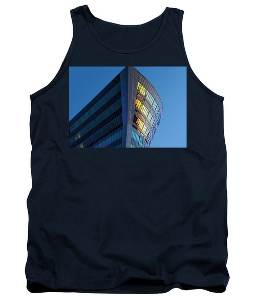 Building Floating In The Sky Tank Top