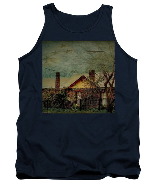 Tank Top featuring the photograph California Dreaming by Wallaroo Images