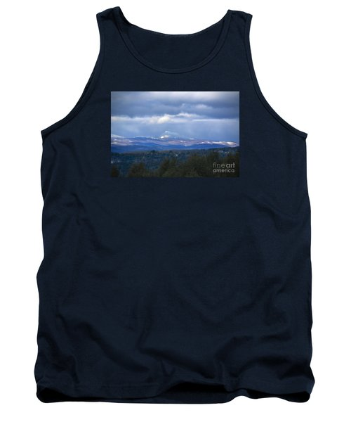 Camel's Hump Mountain  Tank Top by Diane Diederich