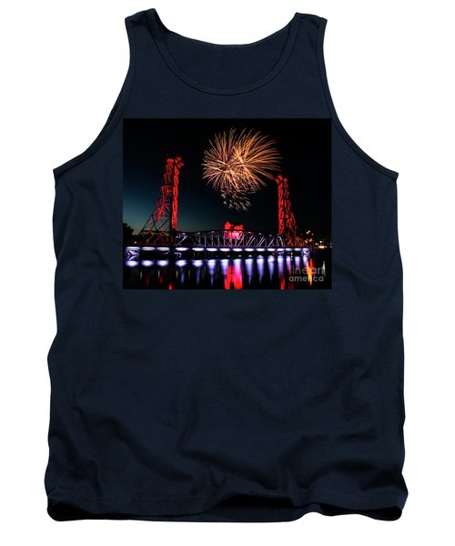 Tank Top featuring the photograph Canada Day 2016 by JT Lewis