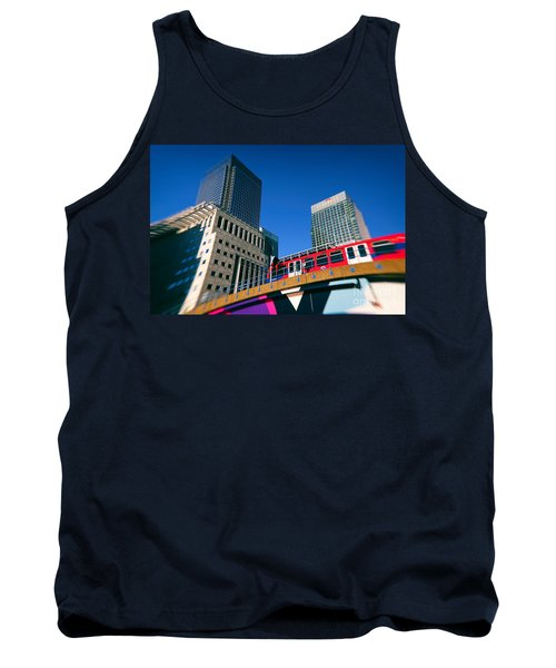 Canary Wharf Commute Tank Top