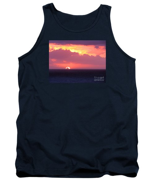 Sunrise Interrupted Tank Top