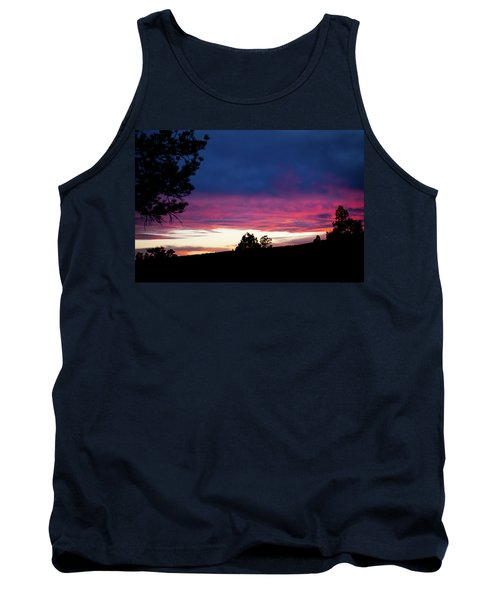Candy-coated Clouds Tank Top by Jason Coward